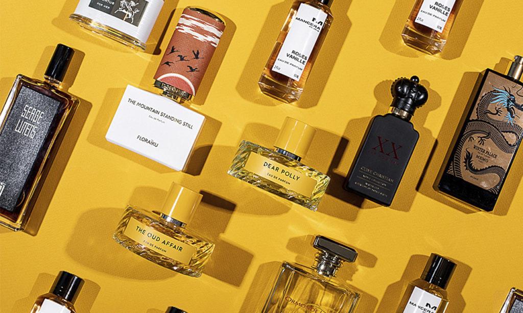 магазины брендовой парфюмерии